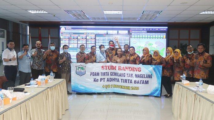 Pemerintah Kabupaten Magelang Kunjungi ATB, Bupati Magelang: Kami Ingin Seperti ATB