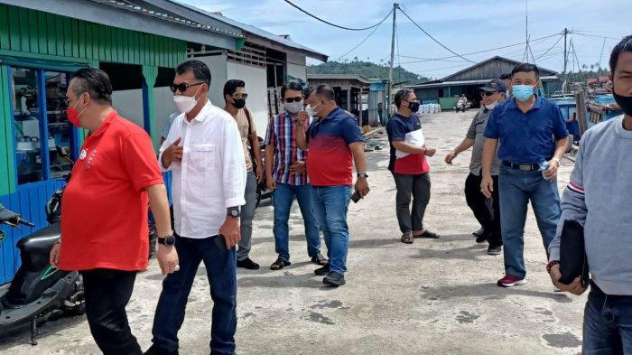 Bupati Natuna Dampingi Komisi III DPRD Kepri, 'Semoga APBD Kepri Mengalir ke Sini'
