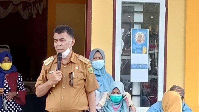 Bupati Natuna Minta OPD Gerak Cepat Perbaiki Pelabuhan Tanjung Pala Pulau Laut