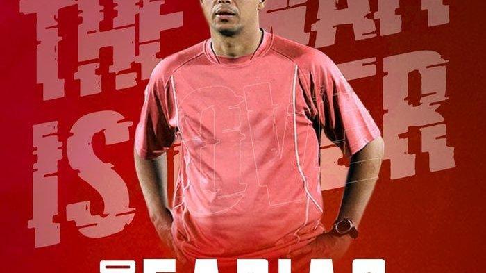 Bursa Transfer Liga 1 2020 -  Resmi! Sergio Farias Ditunjuk jadi Pelatih Baru Persija Jakarta