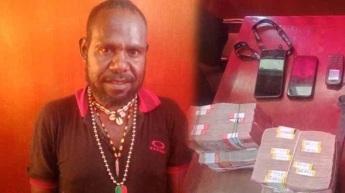 Sonny Wanimbo Ketua DPRD Talikora Diduga Danai KKB Papua Beli Senjata dan Serang TNI Polri