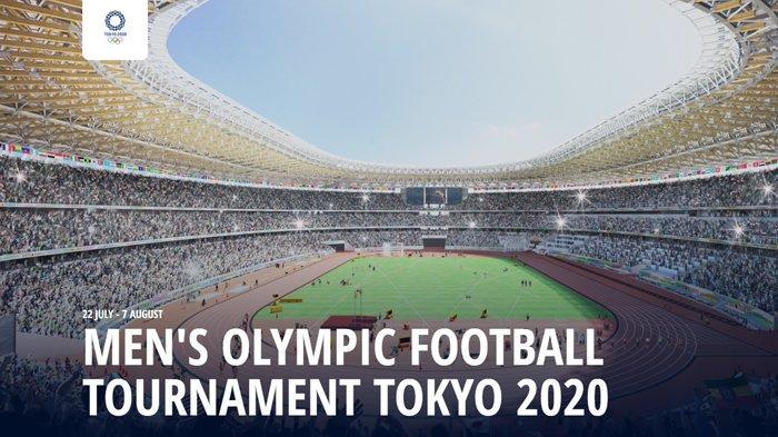 Jadwal Lengkap Sepak Bola Olimpiade Tokyo, Big Match Brasil vs Jerman di Laga Pembuka