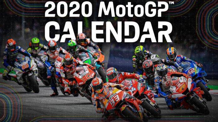 Pertandingan MotoGP di Spanyol Digelar Tanpa Penonton, Berikut Jadwal Pertandingannya