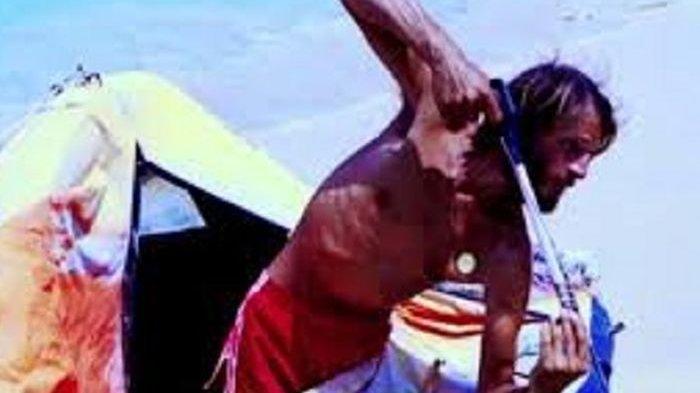 Perahu Hampir Karam, Beginilah Kesaksian Pria Selama 76 Hari Terkatung-katung di Lautan Sendirian