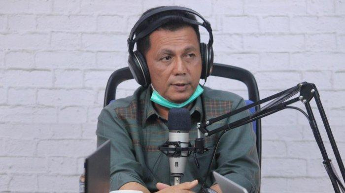 ANSAR AHMAD - Calon Gubernur Kepri Ansar Ahmad dalam Tribun Podcast, Sabtu (21/11/2020).