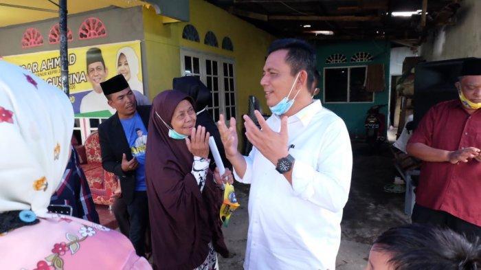 Ansar Ahmad Gubernur Kepri Terpilih, Pesan Jas Baru, Telepon Menteri Gesa Internet di Pulau
