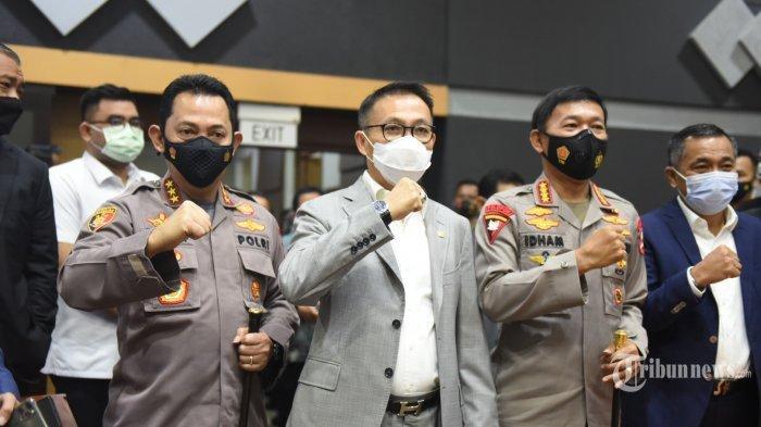 Permintaan ICW Ke Calon Kapolri Hingga Sentil Presiden Jokowi, Ingatkan Polisi yang Rangkap Jabatan