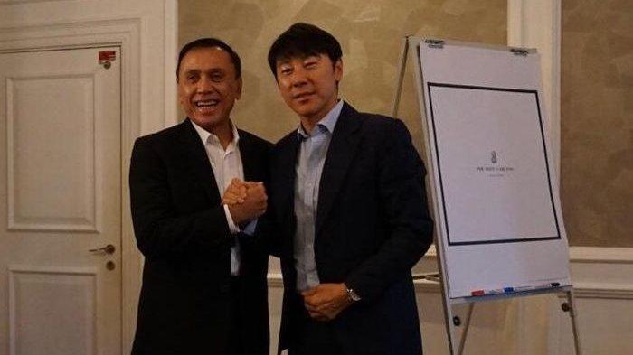 Dihadapan PSSI, Calon Pelatih Baru Timnas Indonesia Shin Tae-yong Jalani Presentasi di Malaysia