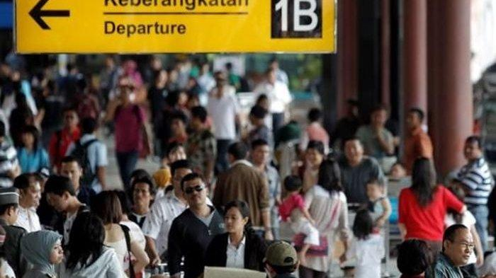Pandemic, 974 Foreign Citizens entered Indonesia via Soekarno-Hatta Airport in 3 Days