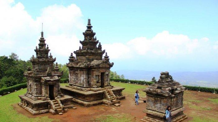 Candi Gedong Songo, Perpaduan Sejarah dan Misteri dalam Balutan Pemandangan Alam. Ini Sensasinya!