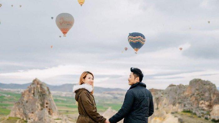 Rekomendasi 5 Destinasi Bulan Madu di Turki, Coba Naik Balon Udara di Cappadocia
