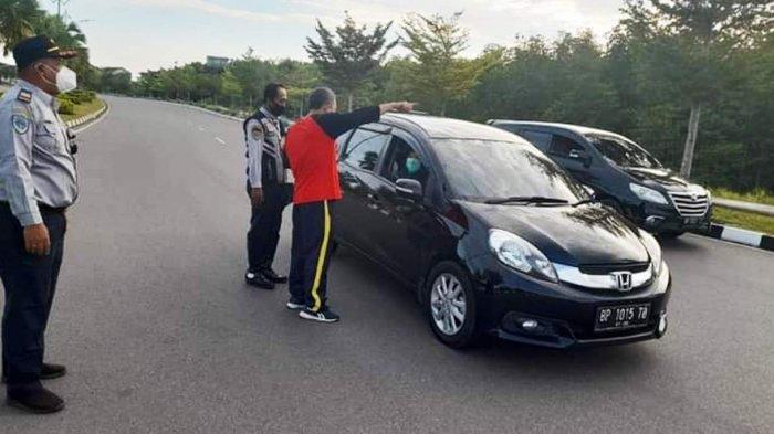 Warga Tanjung Pinang, Ada Car Free Day di Kawasan Dompak saat Akhir Pekan