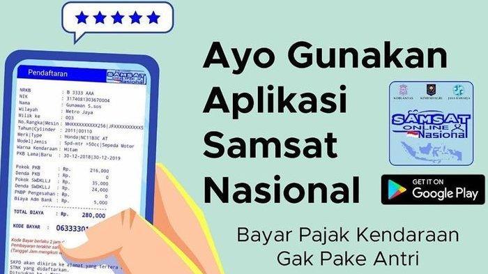 Cara Praktis Membayar Pajak Mobil secara Online, Cukup Unduh E-Samsat di Ponsel