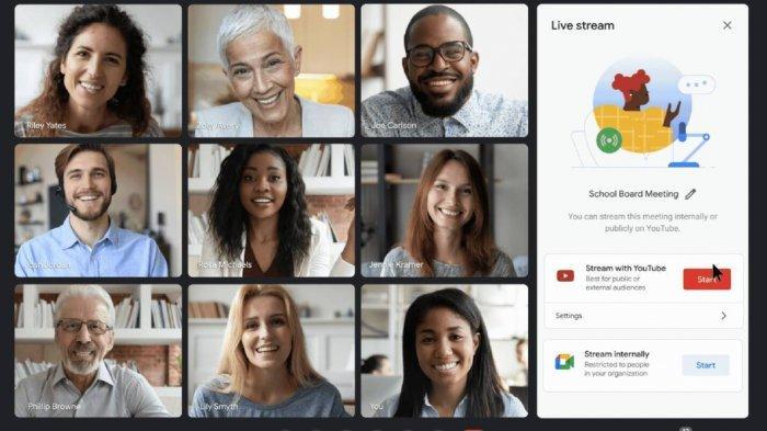 Cara Menggunakan Google Meet untuk Pemula