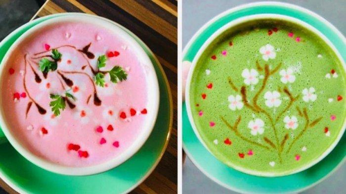 Carol Mel Café, Tempat Nongkrong Hits di Singapura yang Tawarkan Kopi Latte Estetik