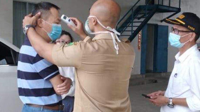 CEGAH Virus Corona, Disnaker dan Dinkes Periksa Kesehatan TKA Asal Tiongkok