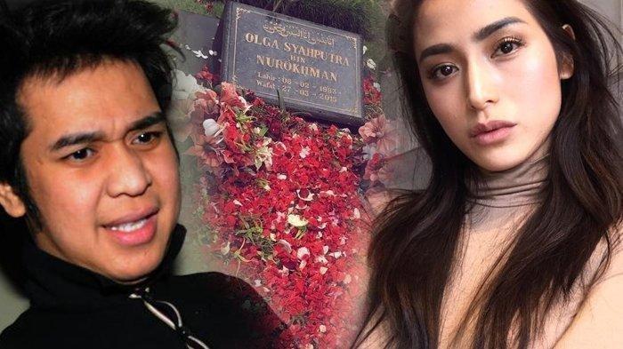 Jelang Pernikahan, Jessica Iskandar Minta Doa Restu dan Kenalkan Richard Kyle ke Olga Syahputra