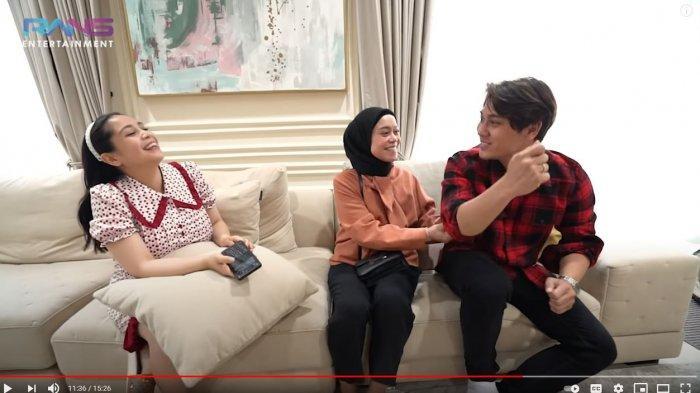 Nagita Slavina Bereaksi Dengar Pengakuan Lesti Kejora dan Rizky Billar saat Mandi