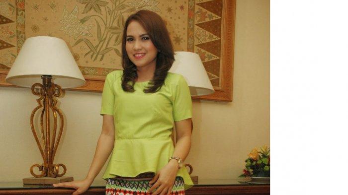 Presenter Cantik Ini Akan Menjadi Pemandu Debat Pertama Pilwako Tanjungpinang. Siapa Dia?