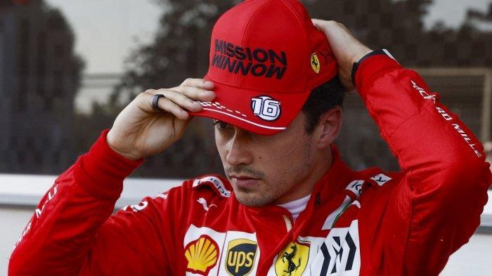 Hasil Kualifikasi F1 GP Azerbaijan 2021, Charles Leclerc Pole Position, Lewis Hamilton 2, Alonso 8