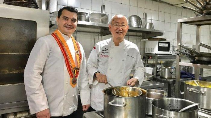PROFIL William Wongso, Duta Kuliner Indonesia yang Jadi Mentor Gordon Ramsay Masak Rendang