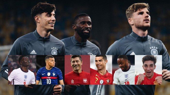 Tim Finalis Liga Champions Chelsea & Man City, Klub Paling Banyak Sumbang Pemain di Euro 2020