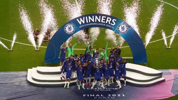 Daftar Juara Liga Champions, Setelah Chelsea Juara Liga Champions 2020-2021, Real Madrid Terbanyak