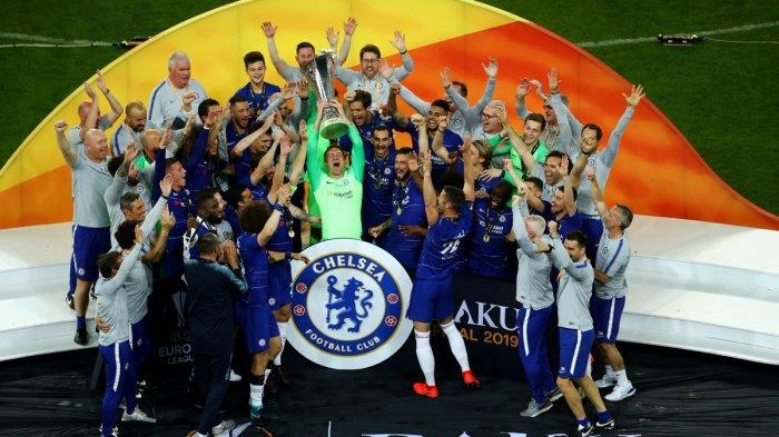 TRIBUN WIKI - Daftar Juara Liga Europa dari Tahun ke Tahun, Chelsea Sudah Dua Kali Juara