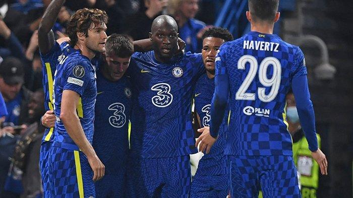 Hasil, Klasemen, Top Skor Liga Champions Matchday 1, Setelah Chelsea Menang, MU Kalah
