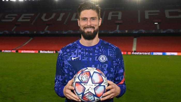 AC Milan Maunya Gratisan, Olivier Giroud Batal ke Milan, Perpanjang Kontrak di Chelsea Hingga 2022