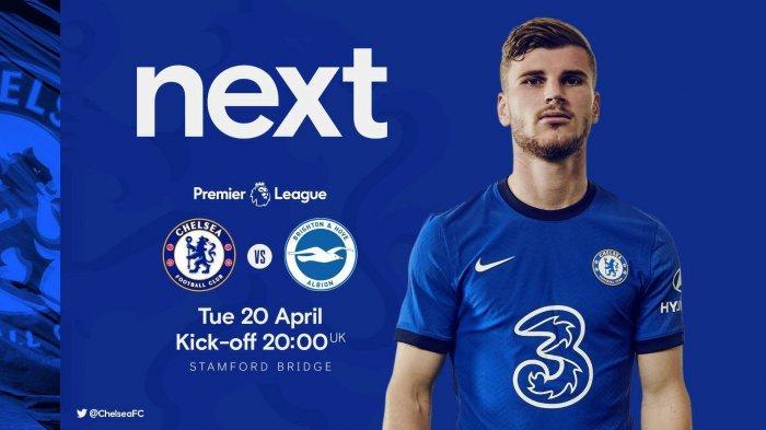 Chelsea vs Brighton Kick Off Pukul 02.00 WIB, Thomas Tuchel: Saya Harap Christensen Bisa Main
