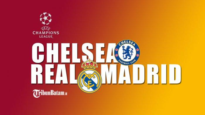 Chelsea vs Real Madrid Live SCTV 02.00 WIB, Zidane: Sergio Ramos Siap Main, Kami Butuh Eden Hazard