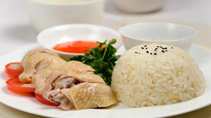 Jadi Makanan Nasional di Singapura, Begini 4 Fakta Menarik Chicken Rice