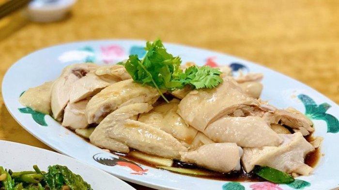 Jadi Kuliner Nasional, Simak Kumpulan Fakta Menarik Chicken Rice Singapura