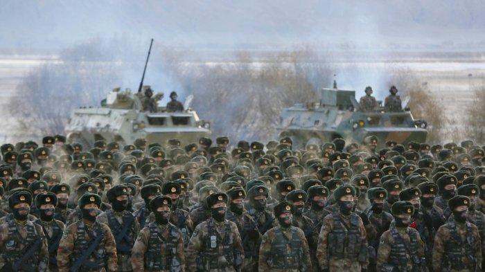 CHINA Tangkis Serangan Apa Saja dari Musuh Lewat Cara Ini, Wajar Militer Xi Jinping Sombong !