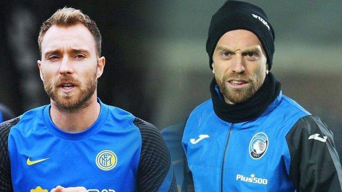 Rumor Transfer Inter Milan - Lepas Christian Eriksen, Inter Milan Incar Pemain Atalanta Papu Gomez