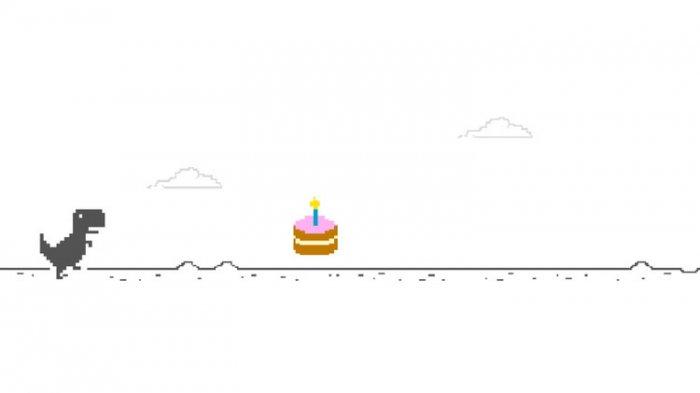 Inilah Kisah Tak Terungkap di Balik Game Dinosaurus Loncat di Chrome saat