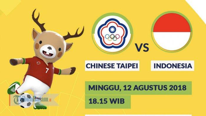 Timnas U23 Indonesia vs Taiwan - Kick Off Jam 19.00WIB. Luis Milla: Harus Menang!