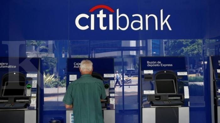 Ilustrasi ATM Citibank