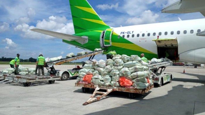 Peniadaan Mudik Lebaran, Citilink Layani 36 Penerbangan Kargo, 'Kargo Jadi Berkah'