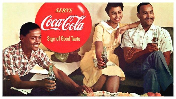 Coca-Cola zaman dulu