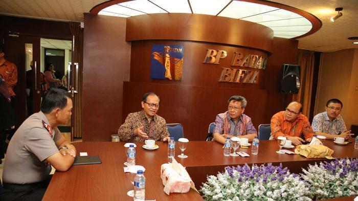 BP Batam Coffee Morning Dengan Pelaku Bisnis di Batam