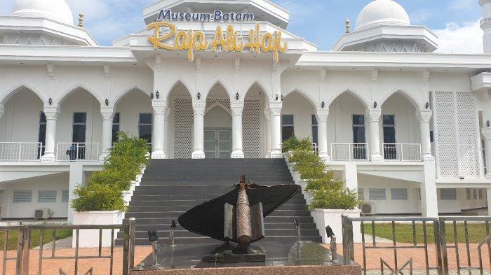 Ini Alasan Pemko Batam Datangkan Cogan Asli dari Kerajaan Riau-Lingga Johor ke Museum Raja Ali Haji