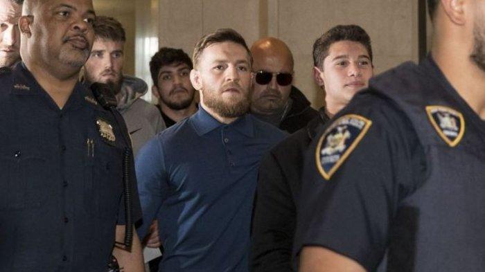Musuh Bebuyutan Khabib di UFC Bermasalah Lagi, Conor McGregor Ditangkap Kasus Tindak Asusila