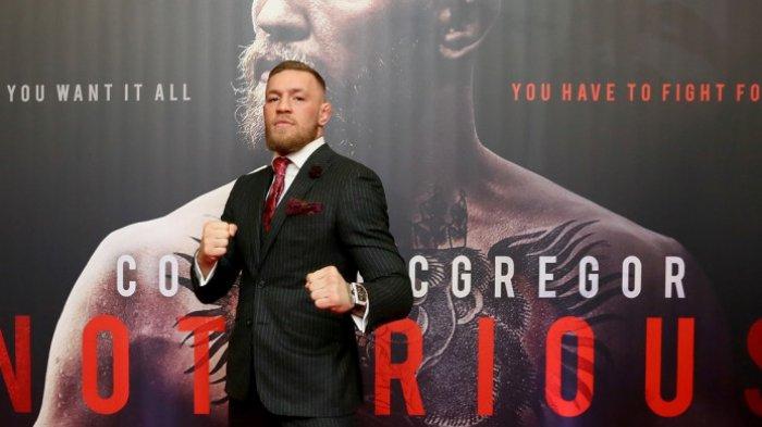 Unggah Foto Bersama Sang Ibu, Conor McGregor Umumkan Pensiun dari UFC