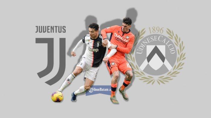 Jadwal Coppa Italia Malam Ini Juventus vs Udinese, AC Milan vs SPAL Live TVRI