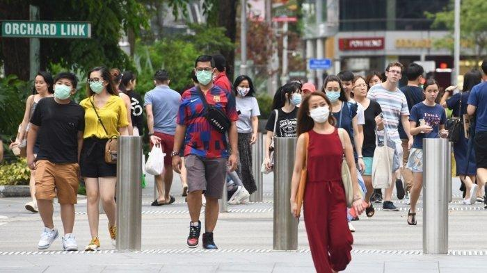 Hidup Berdampingan dengan Covid-19, Singapura Sebut Masker Adalah Kunci Utama