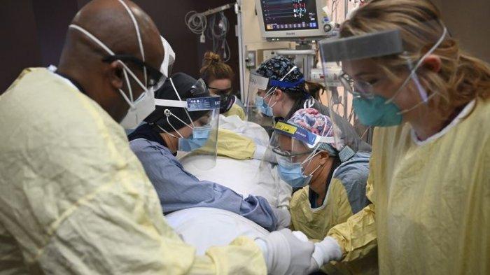 Virus Corona di AS Tewaskan Lebih dari 500.000 Orang, Terparah Sejak Pandemi Influenza 1918