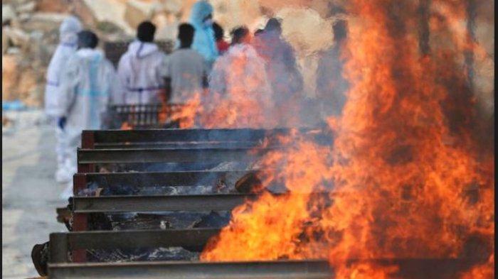 Babak Belur Diserang Covid-19, Para Ahli Bocorkan Lebih 4 Juta Nyawa Hilang di India?