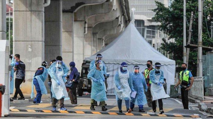 Kasus Covid-19 di Malaysia Meroket, 20 Ribu Dokter Muda Ancam Mogok Kerja